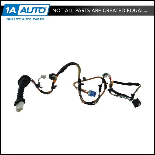 small resolution of oem 56051393ac rear door wiring harness for 06 09 dodge ram mega cab mopar