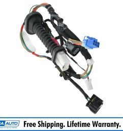 details about oem 56051694aa rear door electrical wiring harness lh or lh for ram pickup truck [ 1600 x 1600 Pixel ]