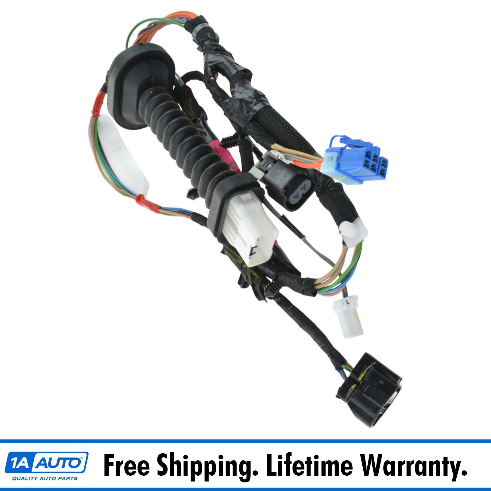 hight resolution of details about oem 56051694aa rear door electrical wiring harness lh or lh for ram pickup truck