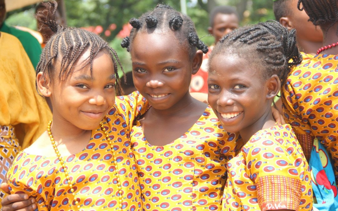 Vision 2030: The Power of The Adolescent Girl by Itepu Jesse