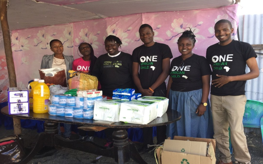 OAC KENYA VISITS COMPASSIONATE HANDS FOR THE DISABLED FOUNDATION