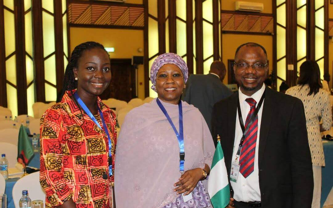 OneAfricanChild Foundation at the Pan African High-Level Meeting on Education held in Nairobi