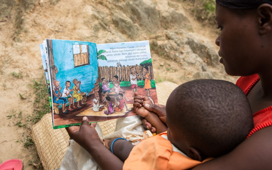 387 Million Children Lack Basic Reading Skills – Let's Make It Zero!