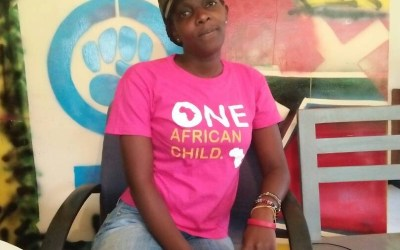 Volunteers Tuesday: Meet Agatha Noel Wanzala