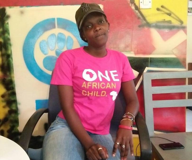 Volunteers Tuesday: Meet Agatha Noel Wanzala
