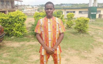 Volunteers Tuesday: Meet Olusesi Olatomiwa