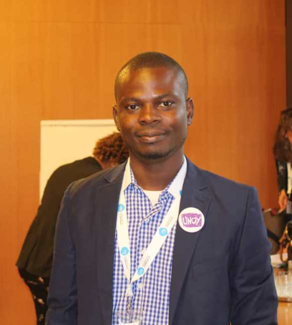 Volunteers Tuesday: Meet Rafiu Lawal