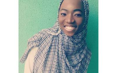 Volunteers Tuesday: Meet Kawthar Omisore