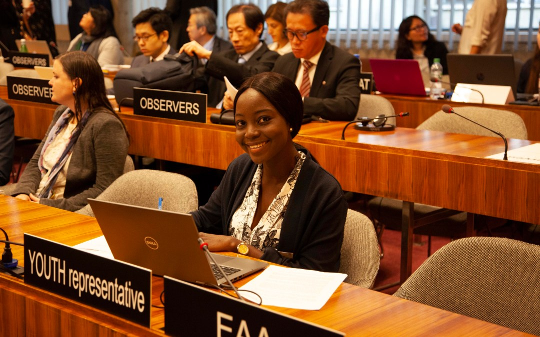 Education 2030 From a Youth Lens by Victoria Ibiwoye