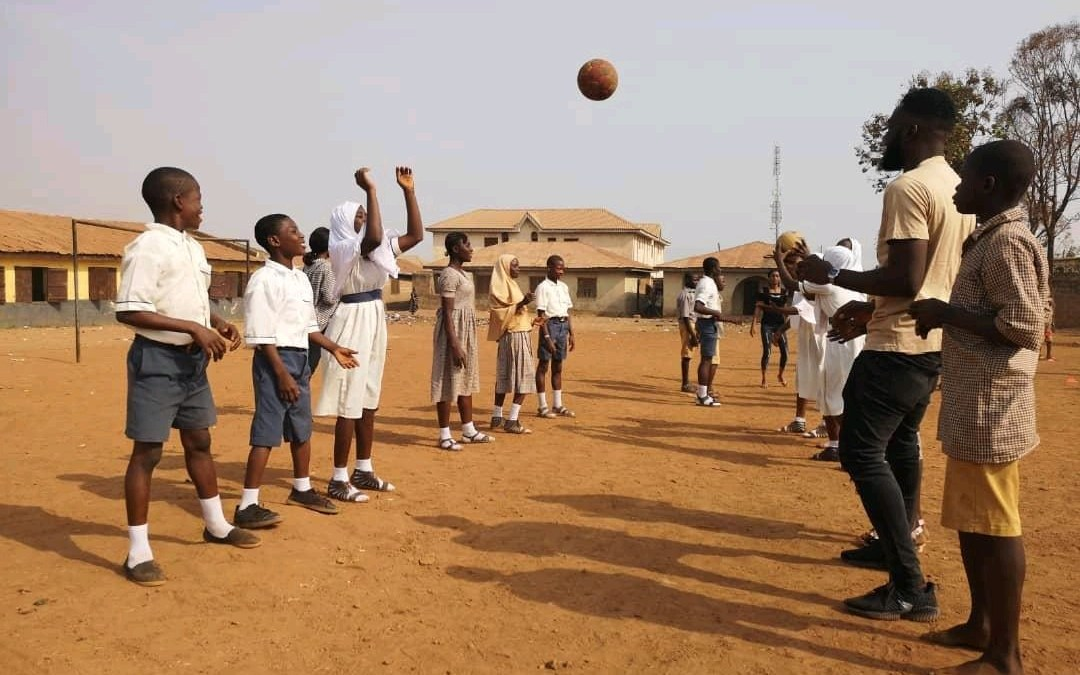 Celebrating International Day of Sports for Development and Peace