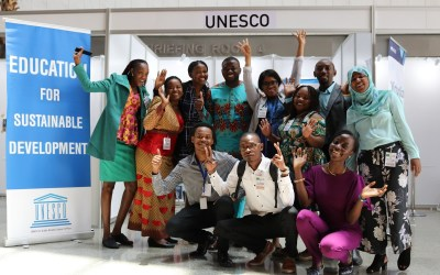 Second Pan African Youth Forum: Reaching 1 Million Youth by 2021