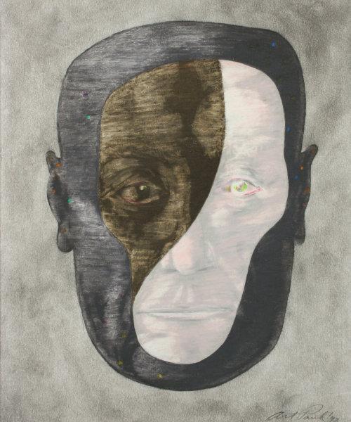 Inner Masks #5, 1992
