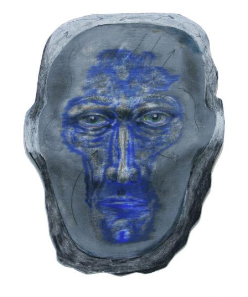 Inner Masks #8, 1996