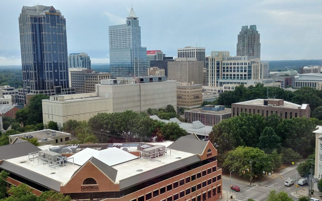 Raleigh and the Research Triangle