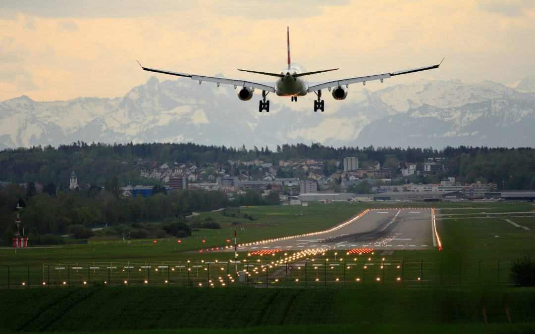 Airlines, Airports in Growing Tech Hubs Boost Connectivity