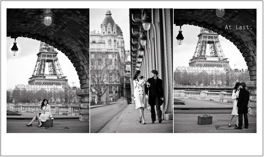 Engagement Photographer in Paris- One and Only Paris [photography]