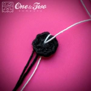 One and Two Company - Crocheted Amigurumi Eyes