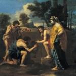 阿尔卡迪亚的牧人·普桑