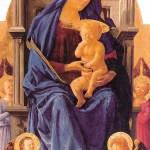圣母子·马萨乔