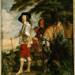 英王一世行猎图·凡·代克
