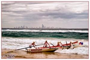 """""""Surfboats"""" by Robert Blackhall"""
