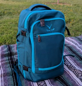 Hynes Eagle 40L travel backpack featured image