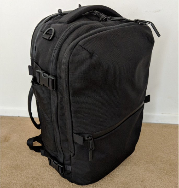 2961092c17565a Aer Travel Pack 2 Review - One Bag Travels