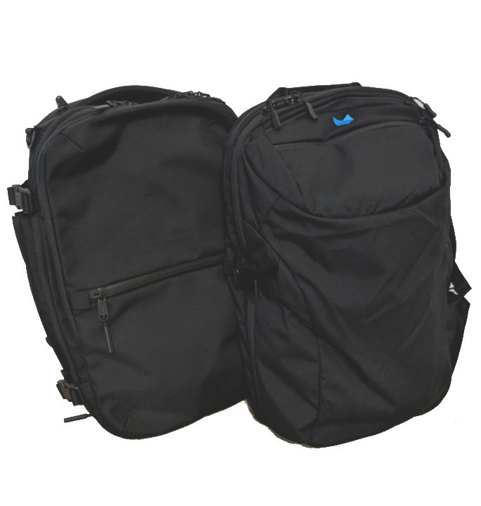 2a3afc381abf61 Aer Travel Pack 2 vs. Minaal Carry-on 2.0 - One Bag Travels