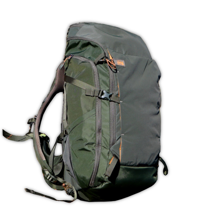 REI Ruckpack 40 Review. Great for first time minimalist travelers fd3a1a811fcd1