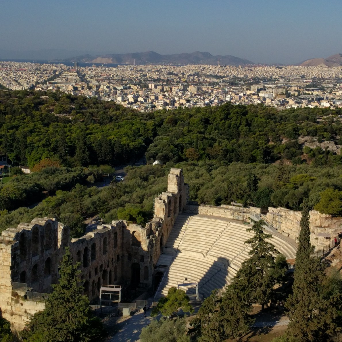 Odeon of Herodes The Atticus