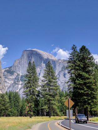 Half Dome-Yosemite National Park