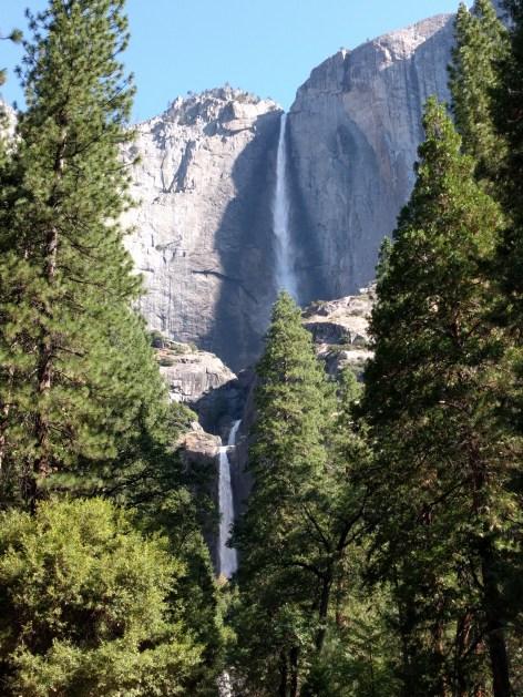 Yosemite Falls-Yosemite National Park