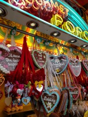 Gingerbread Hearts-Oktoberfest-Munich, Germany