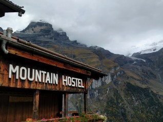 Mt. Hostel Gimmelwald, Switzerland