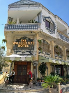 The Walled Off Hotel-Bethlehem
