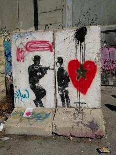 Banksy Unamed-Bethlehem