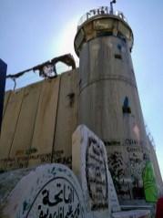Turret Bethlehem Wall-Bethlehem