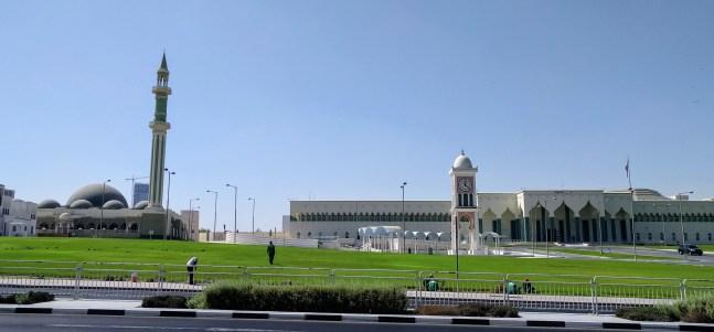 Clock Tower-Souq Waqif-Doha, Qatar