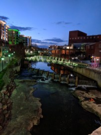 Reedy River-Greenville, South Carolina