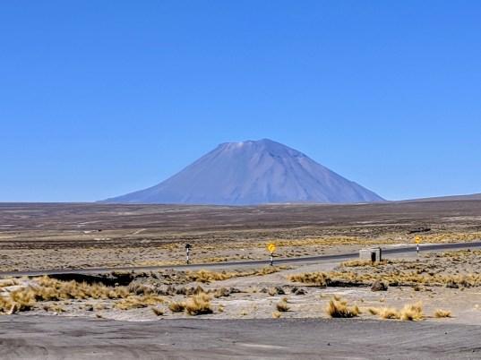 Misti Volcano-Arequipa, Peru