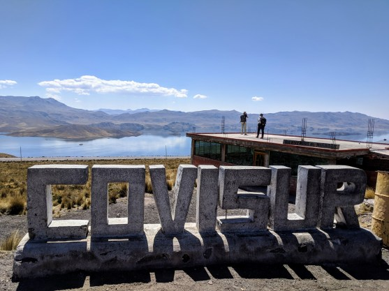 Overlook Outside-Arequipa, Peru