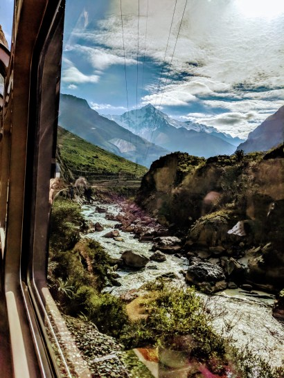 Inca Rail-Sacred Valley, Peru