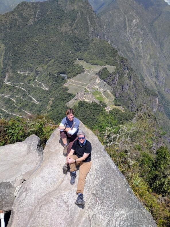 Wayna Picchu (Overlooking Machu Picchu-Aguas Calientes, Peru