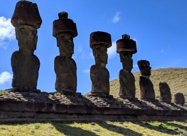 Ahu Nao-Nao-Anakena Beach Rapa Nui (Easter Island)