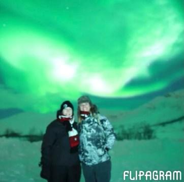 Northern Lights-Tromso, Norway