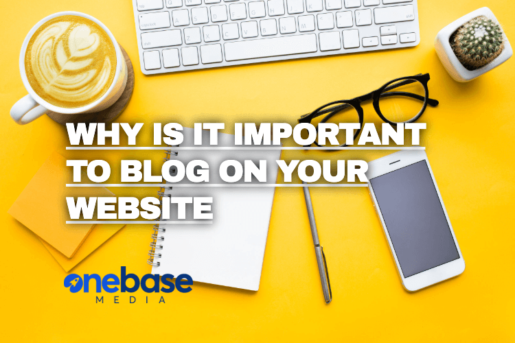 why is it important to blog on your website
