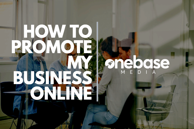 how to promote my business online