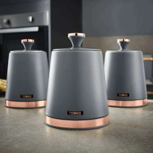 Tower Cavaletto Canisters