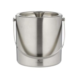 Viners Silver Double Wall Ice Bucket
