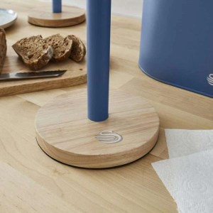 Nordic Towel Pole with Bamboo base